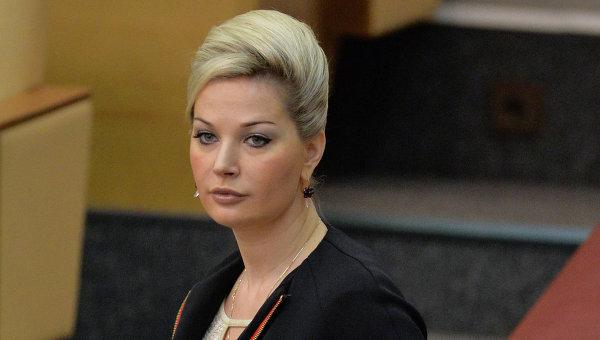 Мария Максакова-Игенбергс. Архивное фото