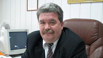 Руководитель проекта по созданию опытного реактора БРЕСТ-300 Андрей Николаев. Архив