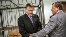 Оглашение приговора экс-губернатору Вячеславу Дудке 22 июля 2013 года