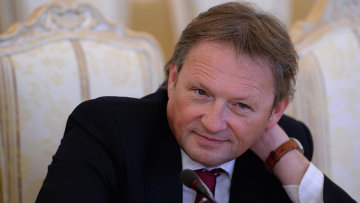 Уполномоченный при президенте РФ по правам предпринимателей Борис Титов. Архивное фото