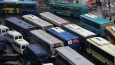 Автобусы во Владивостоке
