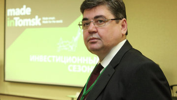 Заместитель губернатора Юрий Гурдин
