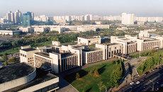 Здание МГИМО в Москве. Архив