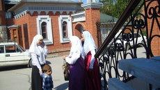 Новосибирские старообрядцы