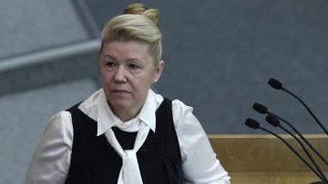 Елена Мизулина. Архив
