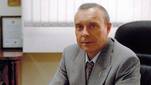 Президент международной ассоциации ветеранов подразделения антитеррора Альфа Сергей Гончаров