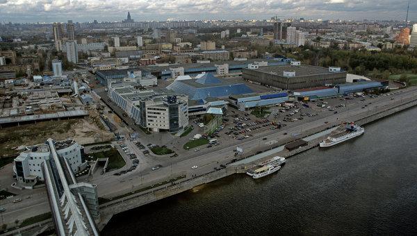 Центральный выставочный комплекс Экспоцентр. Архив