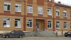Фермер  всего за год построил школу в селе томского района