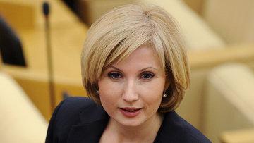 Член комитета Госдумы по труду, социальной политике и делам ветеранов Ольга Баталина. Архивное фото