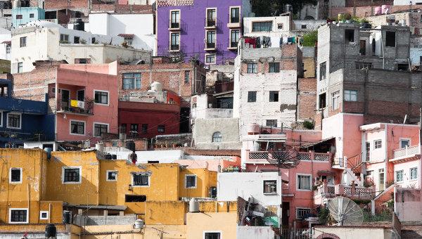 Мексика, архивное фото