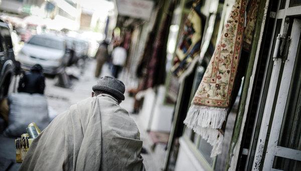 Жизнь в Кабуле. Архивное фото