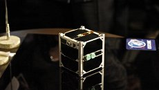 Первый эстонский спутник ESTCube-1. Архив