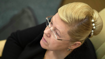 Елена Мизулина, архивное фото