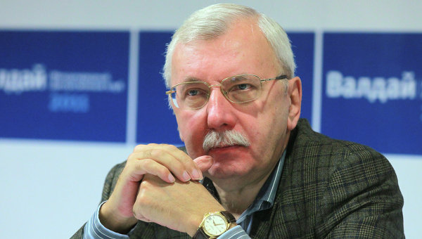 Журналист и политолог Виталий Третьяков