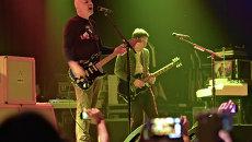 Концерт группы The Smashing Pumpkins в Санкт-Петербурге