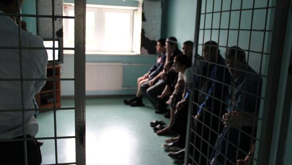 Петербургский центр содержания мигрантов