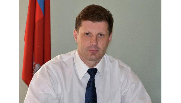 Начальник управления Федеральной миграционной службы по Приморскому краю Максим Белобородов