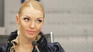 Балерина Анастасия Волочкова , архивное фото