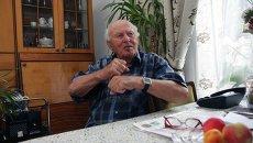 Новосибирский ветеран Василий Лагунников