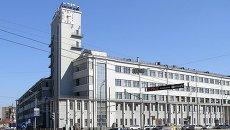 Главный офис РЖД в Москве. Архивное фото