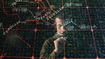 Командный пункт войск противовоздушной обороны. Архивное фото