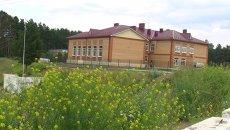 Школа под Томском, построенная фермером