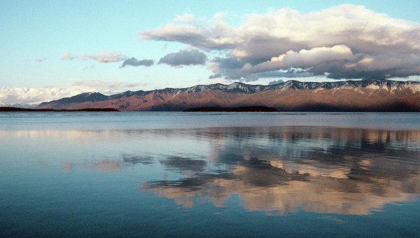 Озеро Байкал, архивное фото