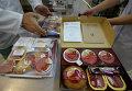 Производство кошерного бортового питания