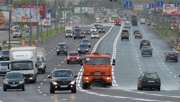 Ярославское шоссе. Архивное фото