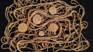 Клад с золотом найден в США семьей Шмиттов
