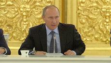 Врут некрасиво - Путин о заявлениях властей США по ситуации в Сирии