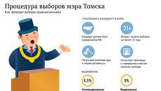 Процедуры выборов мэра Томска
