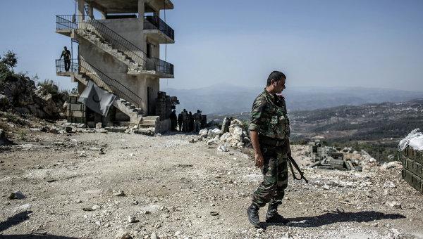Сириия, архивное фото