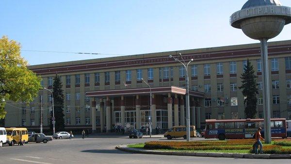 Воронежский государственный университет, архивное фото