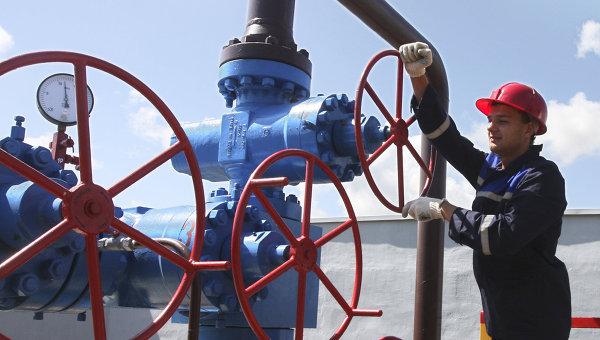 Мозырское газохранилище в Гомельской области. Архивное фото