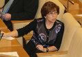 Ирина Роднина на заседании Государственной Думы РФ