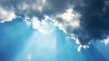 Небо. Архивное фото.