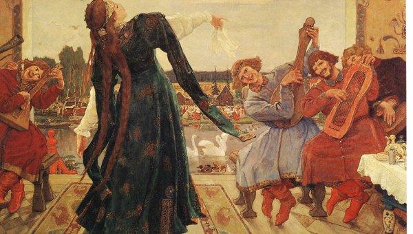 Апполинарий Васнецов. Царевна-лягушка. 1918