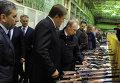 Рабочая поездка В.Путина в Ижевск