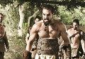 Кадр из сериала Игра престолов. Кхал Дрого