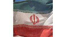 Флаг Ирана. Архив