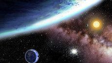 Планеты-океаны Kepler-62e и Kepler-62f