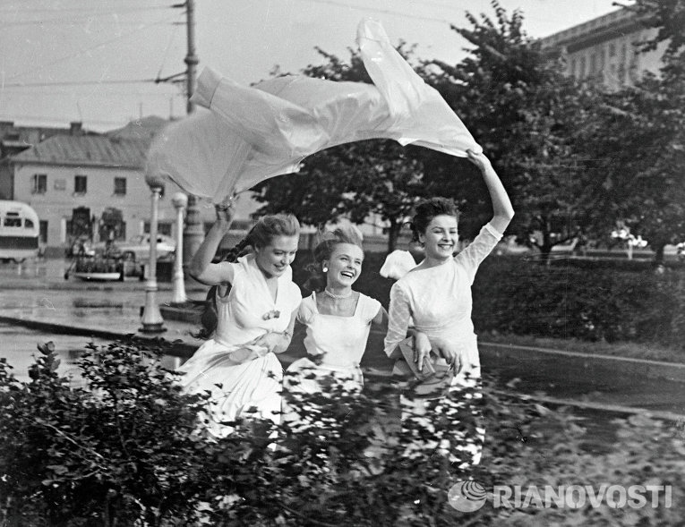 Лидия Федосеева, Людмила Крылова, Маргарита Кошелева