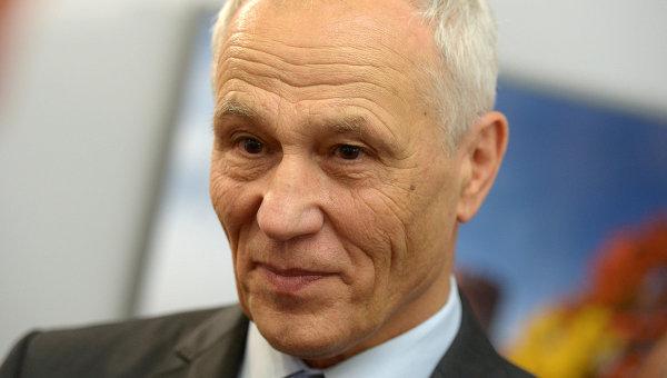 Государственный секретарь Союзного государства Григорий Рапота. Архив
