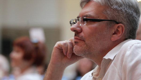 Писатель Евгений Водолазкин, архивное фото