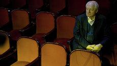 Художественный руководитель Театра Ленком Марк Захаров. Архивное фото