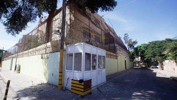 Посольство России в Триполи, архивное фото