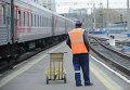 Работа железнодорожного вокзала Екатеринбурга
