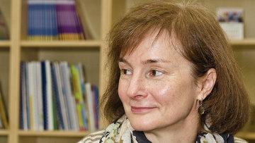 Сотрудник благотворительного фонда Волонтеры в помощь детям сиротам, куратор программы Близкие люди Алена Синкевич