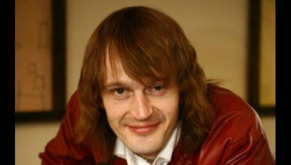 Новосибирский музыкант Сергей Фалетенок, архивное фото